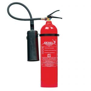 کپسول آتش نشانی جوکل 2CO2 و 5کیلویی